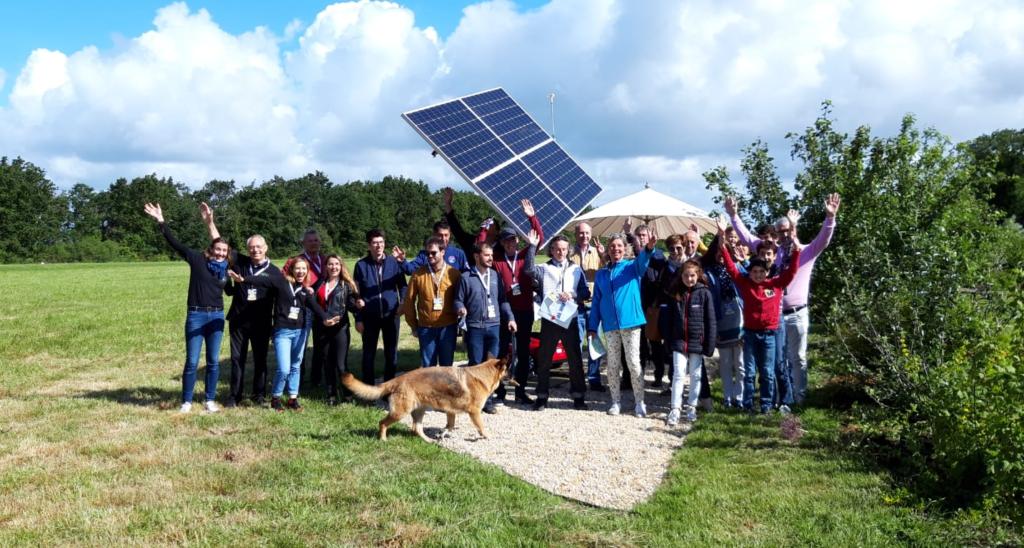 Le Vendée Energy Tour (VET) a fait escale à Coëx
