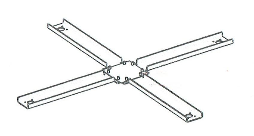 Croix en acier inoxydable